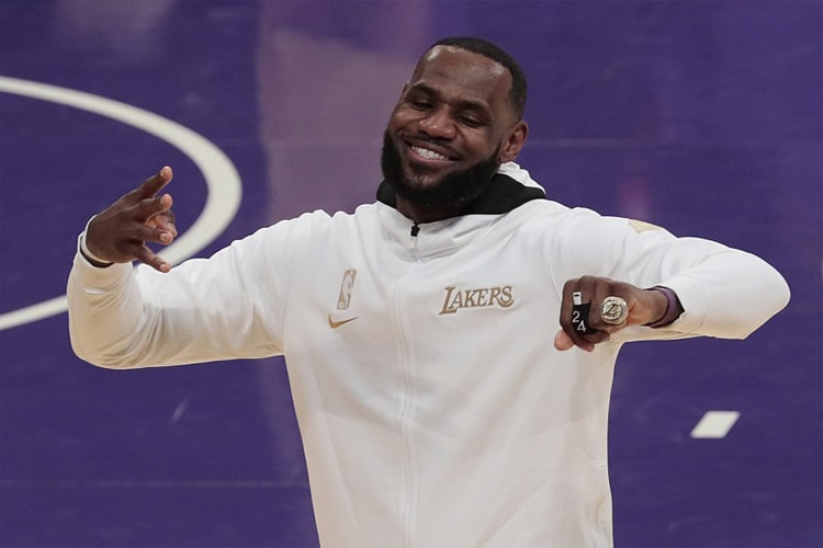 World's Highest Paid Athletes: Featuring the Top 10 - Lebron James